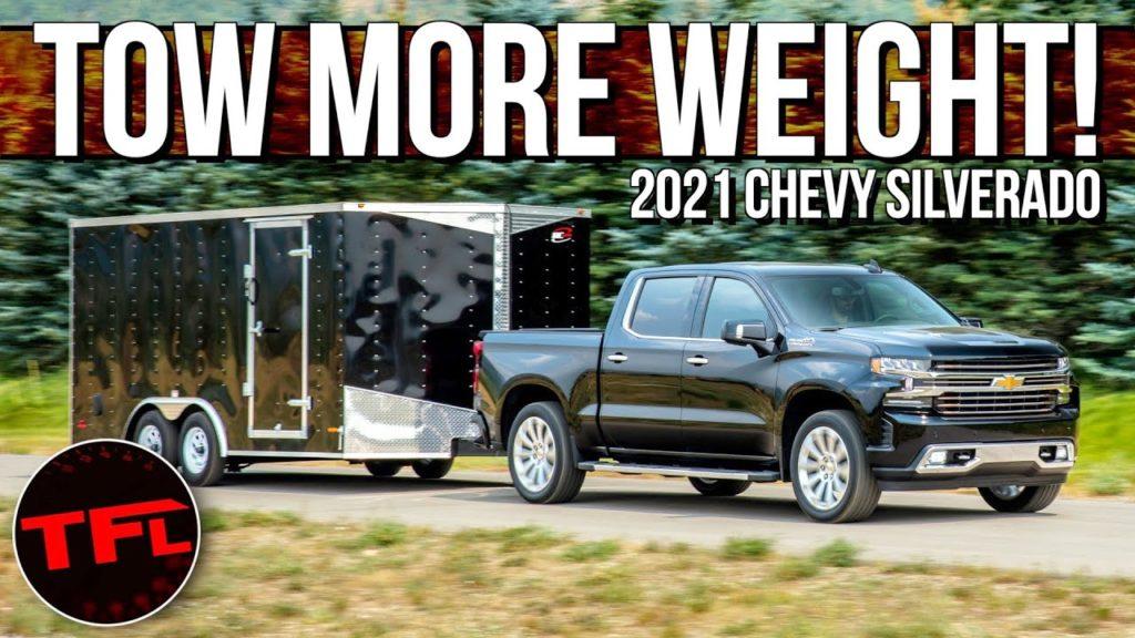 Berita: 2021 Chevy Silverado 1500 Tingkatkan Kapasitas Towing, Dapatkan Teknologi Baru & Bak Truk Multi Flex!