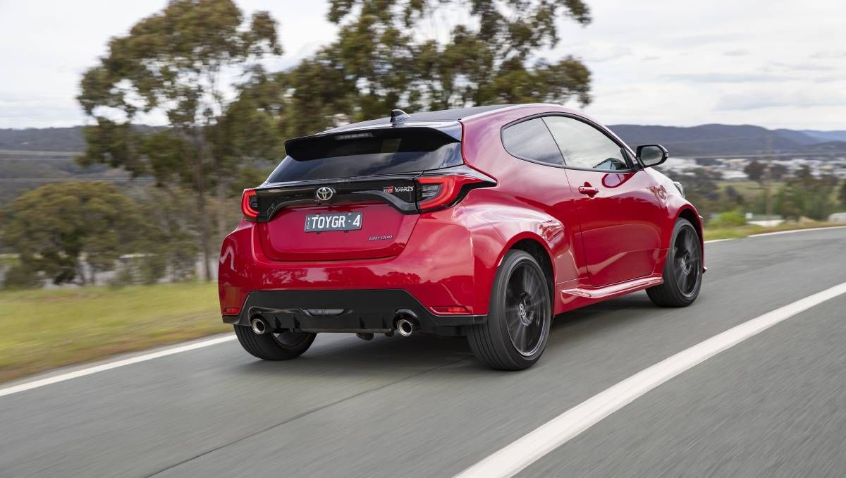 Siapa sangka Toyota Yaris akan menjadi salah satu mobil terbaik tahun 2020?   | The Canberra Times