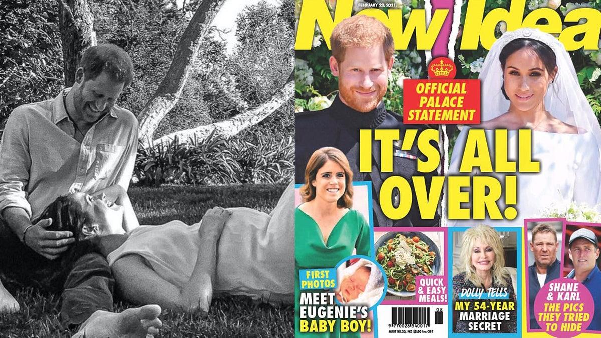 Meghan Markle Dan Pangeran Harry Telah Berpisah, Menurut Ide Baru