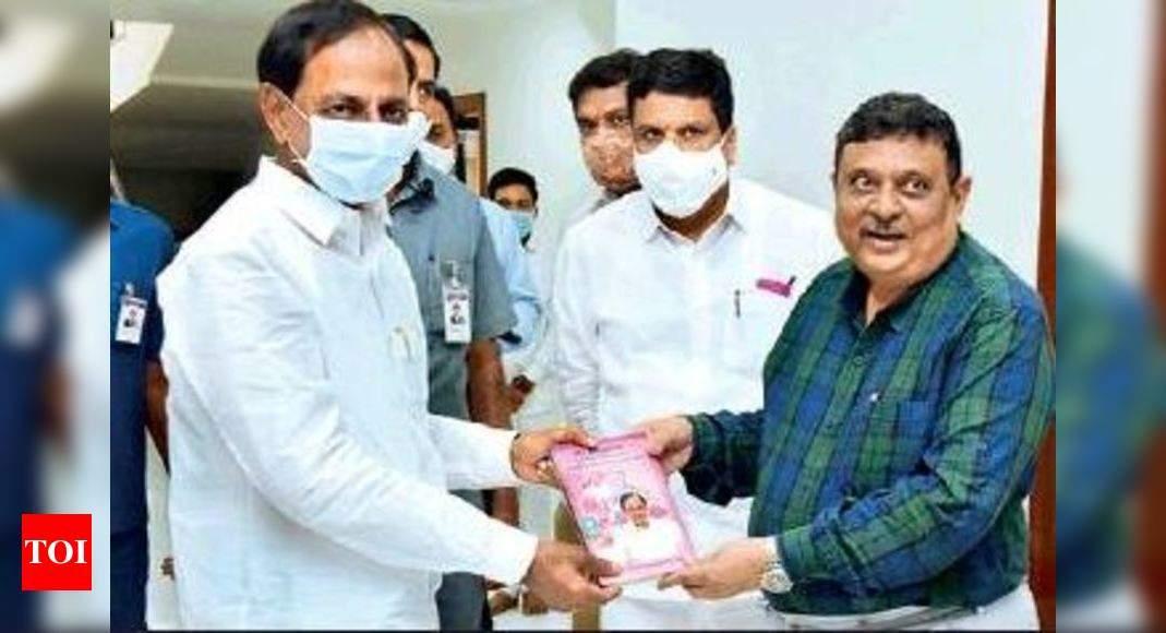 Norma tanaman peraturan di Telangana gagal   Berita Hyderabad