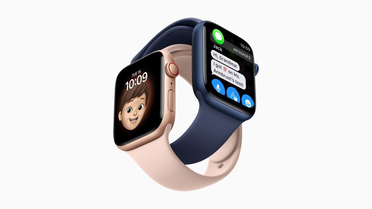 Circular Apple Watch dengan tampilan sampul sedang diuji oleh Apple