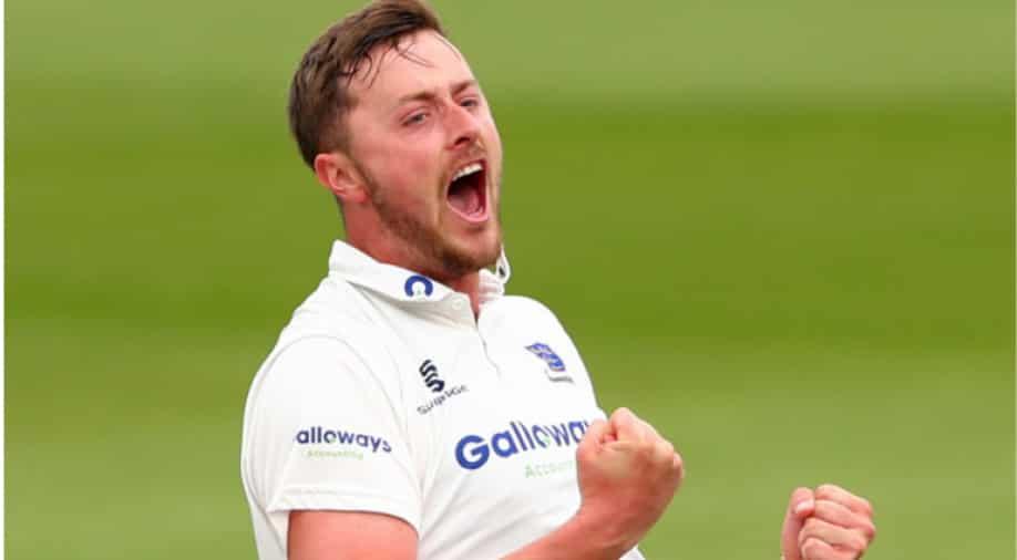 Cricket - 'Tumbuh sebagai pribadi': Pembalap Inggris Ollie Robinson membuka tentang tweet rasis lamanya, Sports News