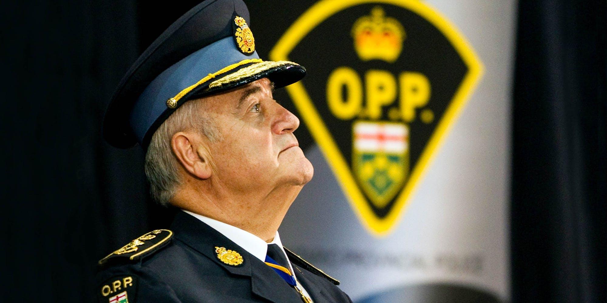 Polisi Top Kanada Julian Fantino Memberitahu Herb Mengapa Dia Pergi Ke Cannabis
