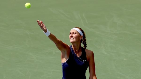 Barty dan Kerber akan bentrok di semifinal Cincinnati saat Kvitova mengabaikan tawaran gelar