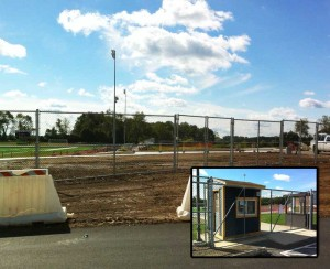 Dewan UCF memilih untuk membangun pintu masuk stadion baru