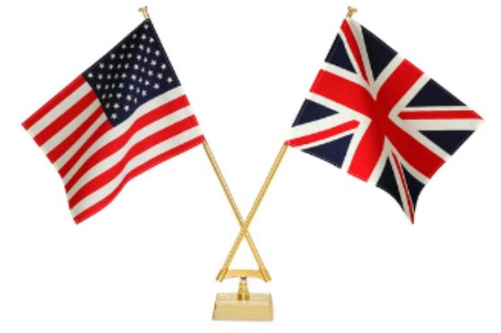 Mana yang lebih populer di Jepang: British English atau American English?