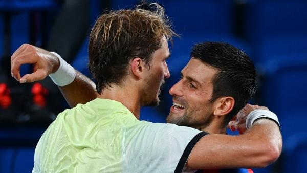 Zverev menyesal karena menenggelamkan harapan Djokovic Golden Slam tetapi mengatakan, 'Anda tidak dapat memiliki segalanya'